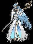 Fire Emblem Fates: Azura (collab)