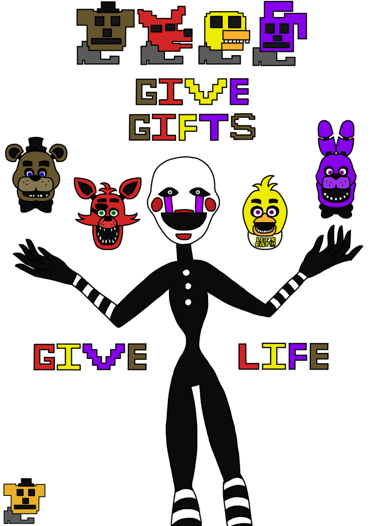 Give Gifts Give Life By Suomentasavalta On Deviantart