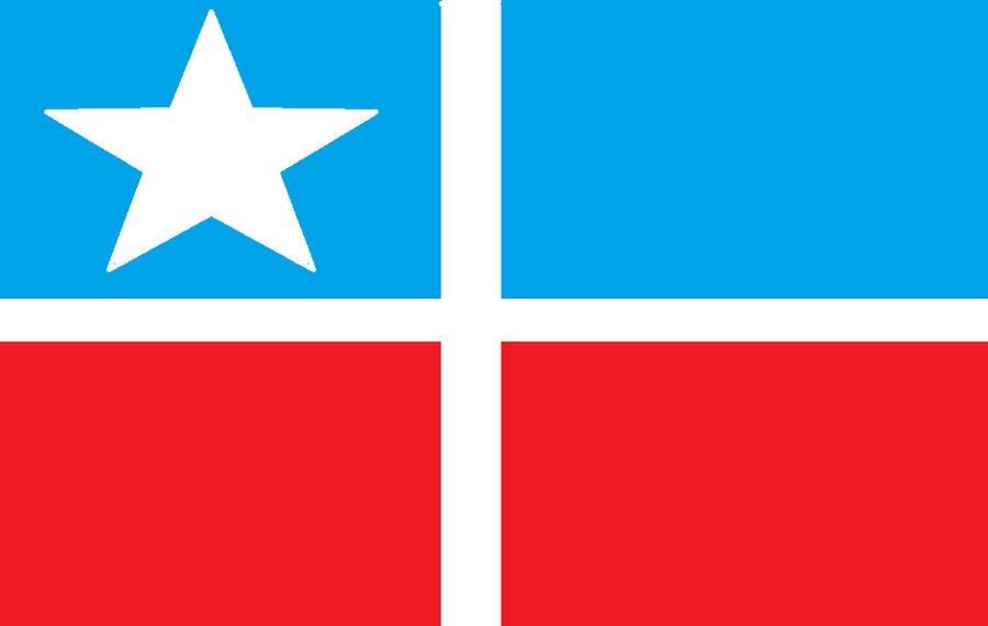 Bandera del Grito De Lares by VectorMagnus2011
