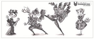 My life as a steampunk robot-3 by Don-ko