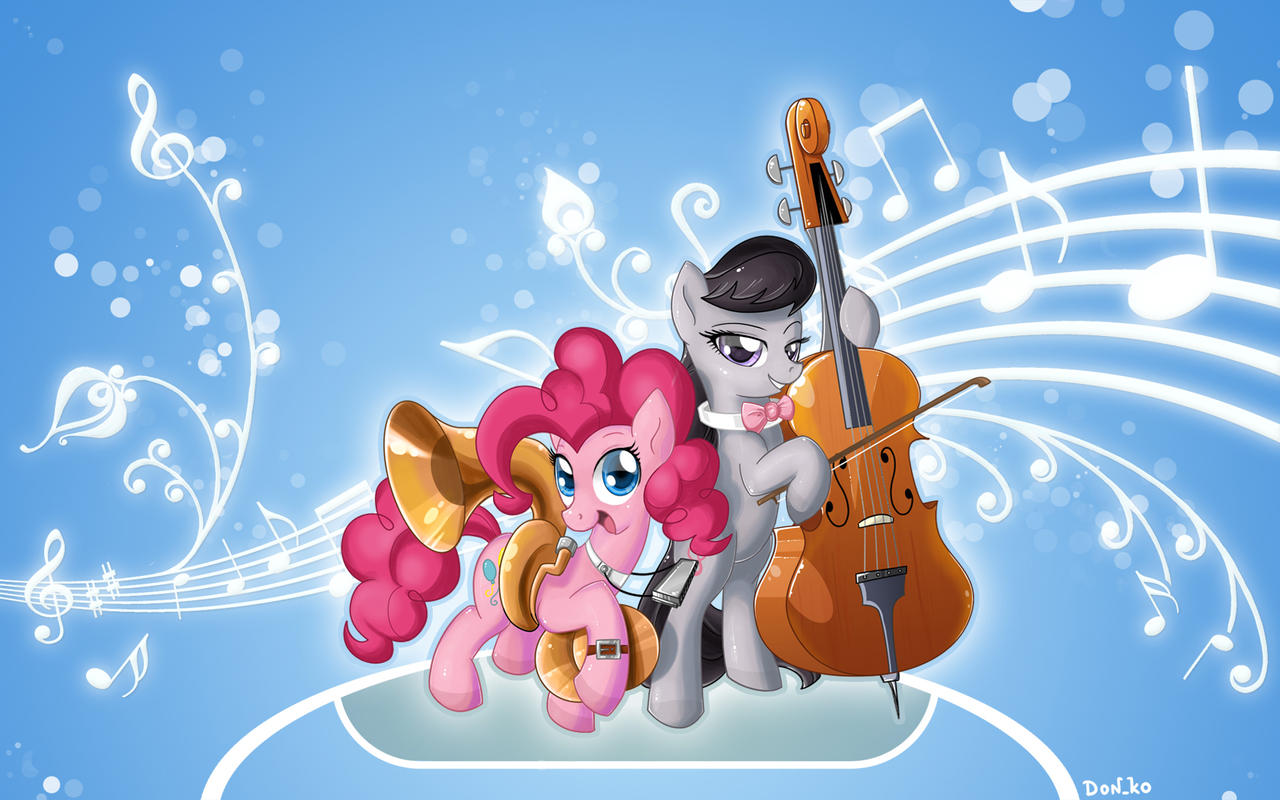 Poni Music by Don-ko