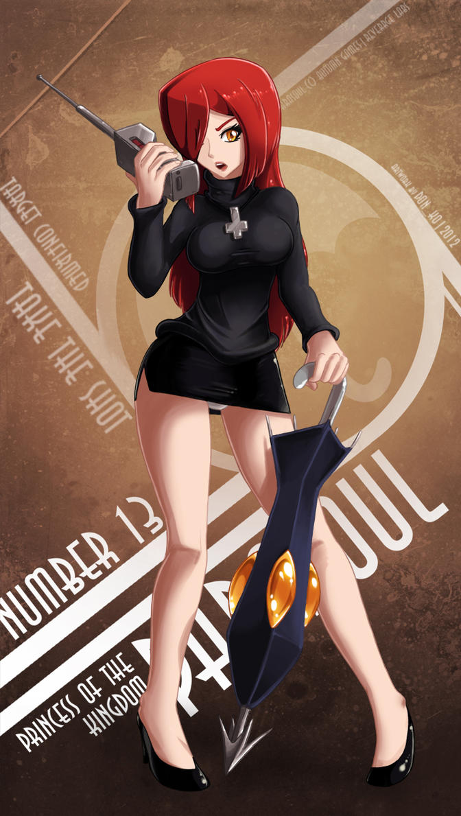 Parasoul by Don-ko