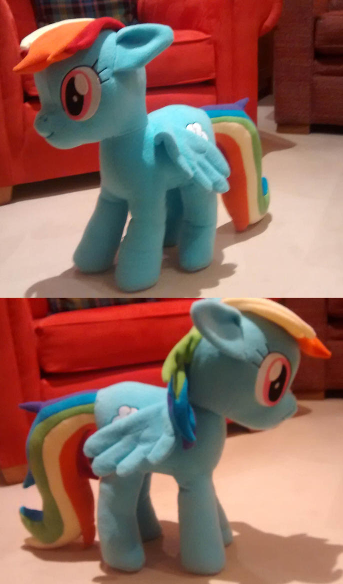 Rainbow Dash by hoppip