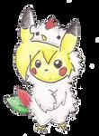 Pikachu chicken