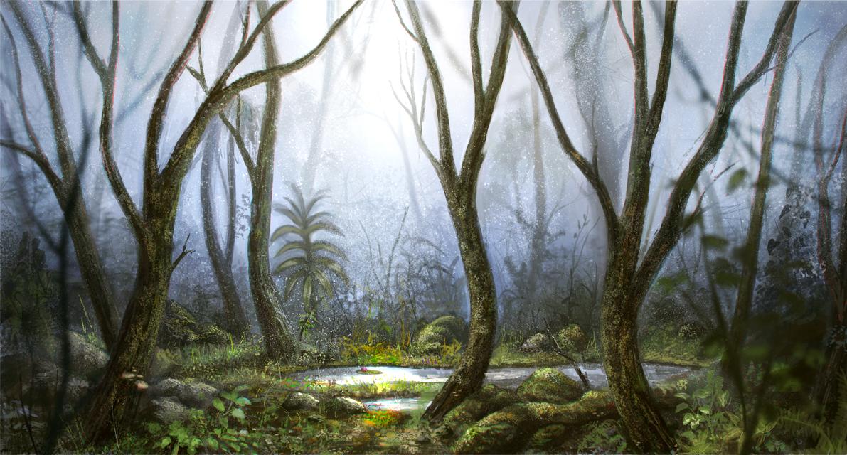 Mist by Reffelia
