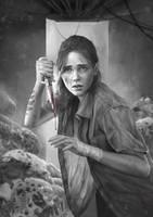 Ellie - The survivor by Reffelia