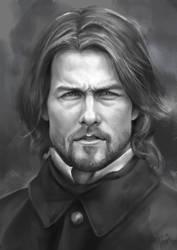 Captain Algren - Study 2