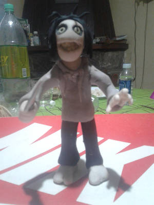 Jeff The Killer by gustavo1221