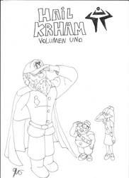 Hail Kram Volumen 1 by gustavo1221