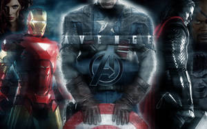 Avengers Wallpaper by DavidFCG