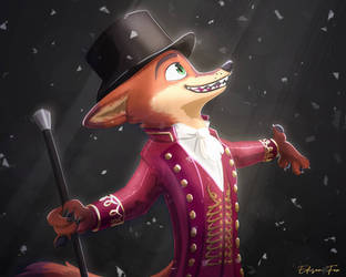 The Greatest Showman by EdisonFox