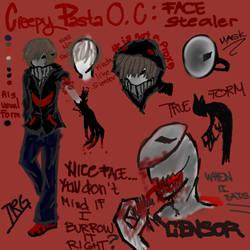 creepypasta characters favourites by maitelucerothecreepy on DeviantArt