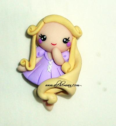 Rapunzel by AlchemianShop