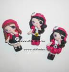 Piratine girl
