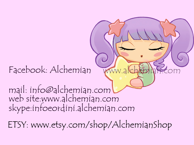 contact by AlchemianShop