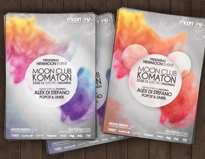 colors party flyer psd by dusskdeejay on deviantart