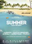Summer Flyer Poster Vol 3