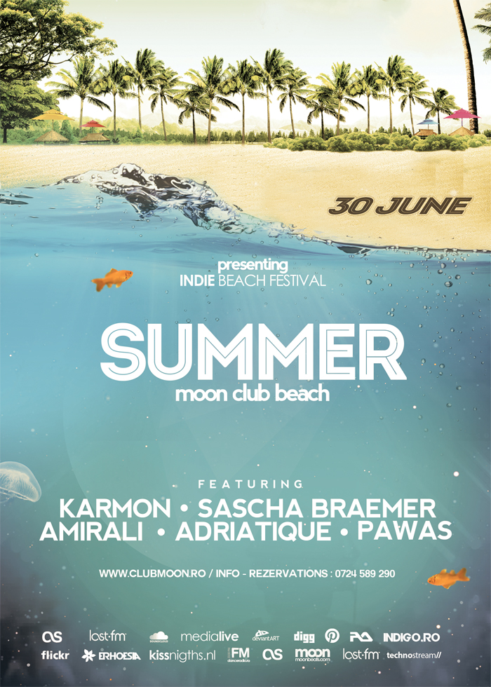 Summer Flyer Poster Vol  By Dusskdeejay On Deviantart
