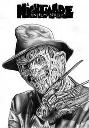 A Nightmare on Elm Street by SlamTed