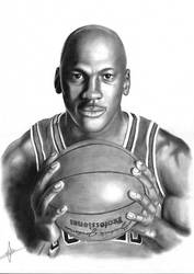 Michael Jordan by SlamTed