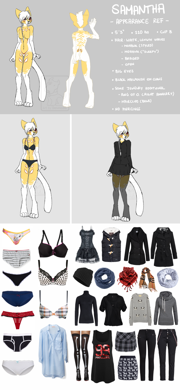 Way over board / Sam clothes [personal] by DesmodiaDesigns