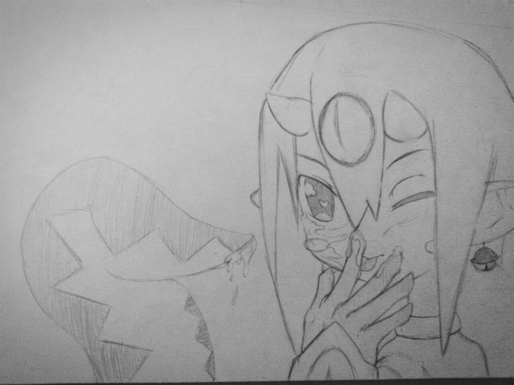 Desco Sketch [Not-So-Clean] by OtakuTiki
