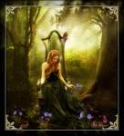 Goddess of the Glade