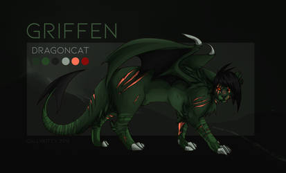 Griffen Ref 2018 by CALLYKITTY