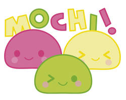 kawaii mochi by happy-bamboo