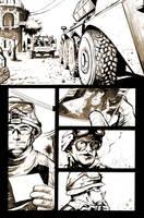 Soldiers patrol page 01 by SilviodB