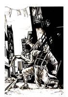 Nightwing01 by SilviodB