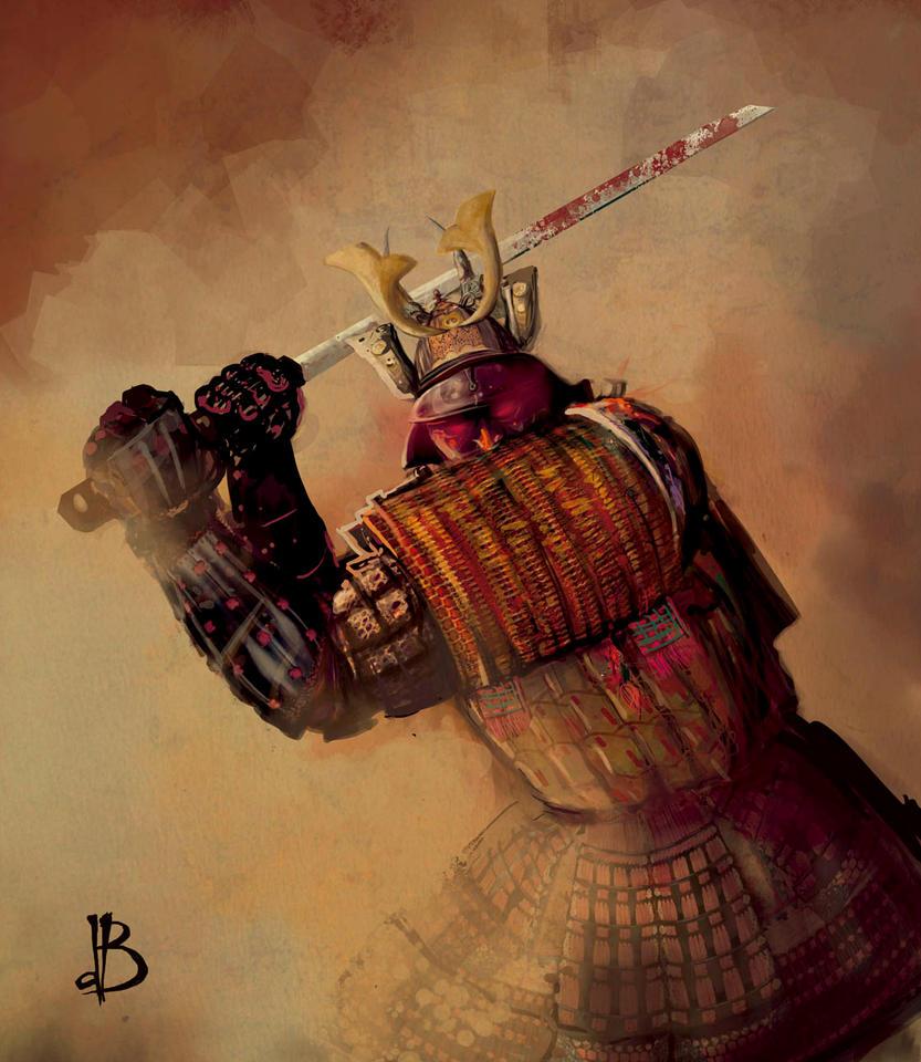 Samurai by SilviodB