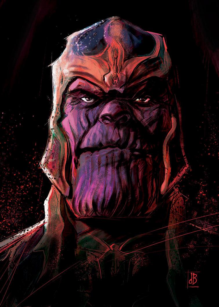 Thanos by SilviodB