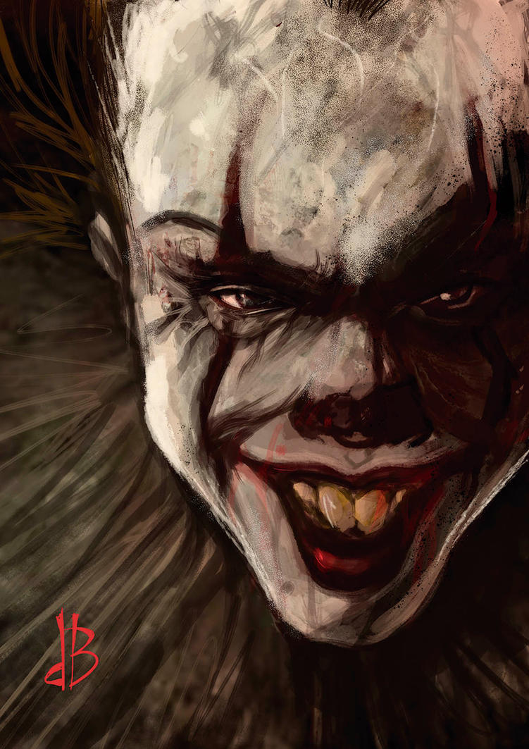 Pennywise by SilviodB