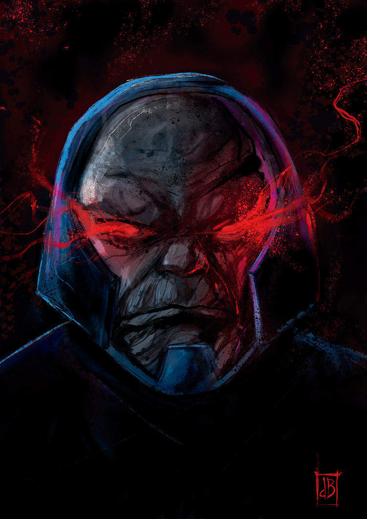 Darkseid by SilviodB