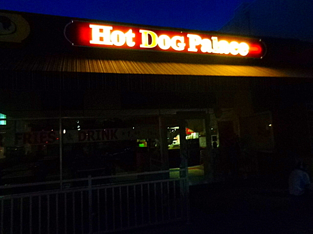 Hot Dog Palace by Germanicus-Fink