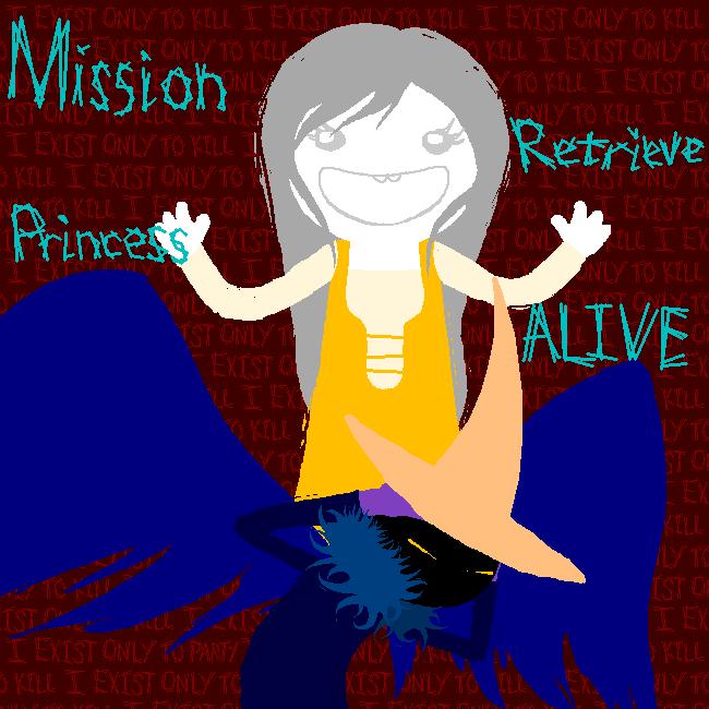 Valse Noir: Complete mission by biojal