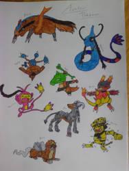 Avatar Pokemon by Toph-Rulz16