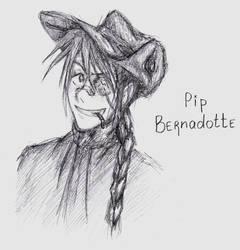 Pip Bernadotte