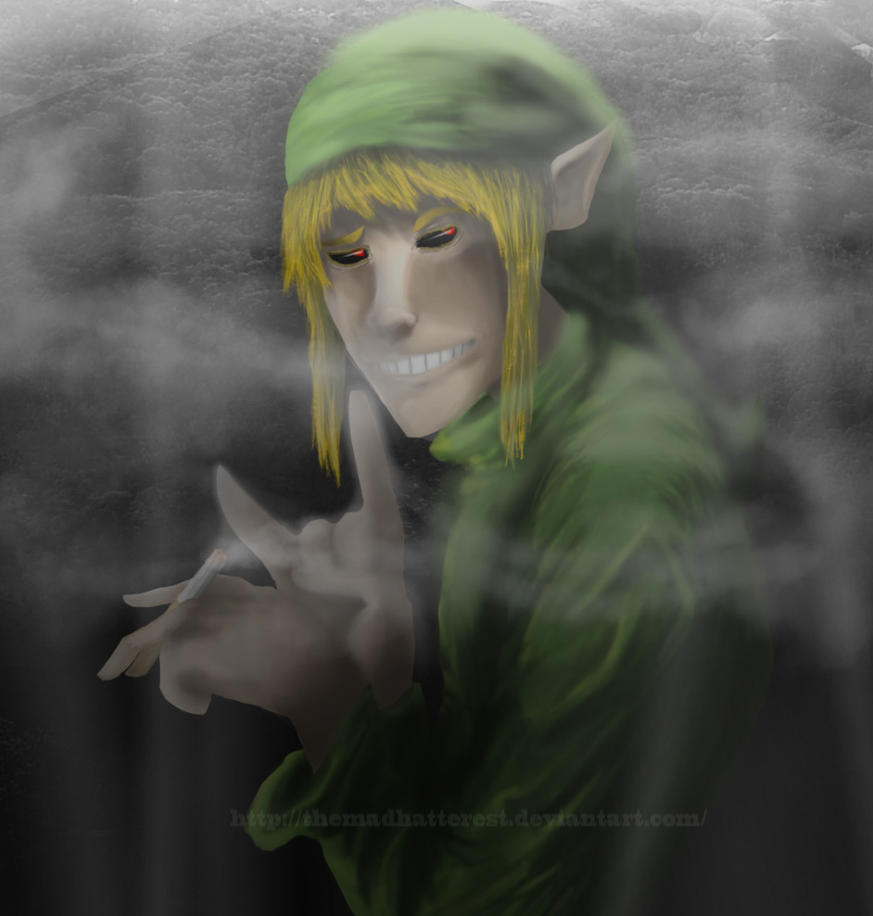 Ben Drowned by TheMADhatterest