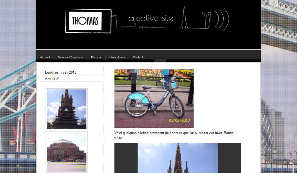 creation site web by LEZARD-GRAPHIQUE