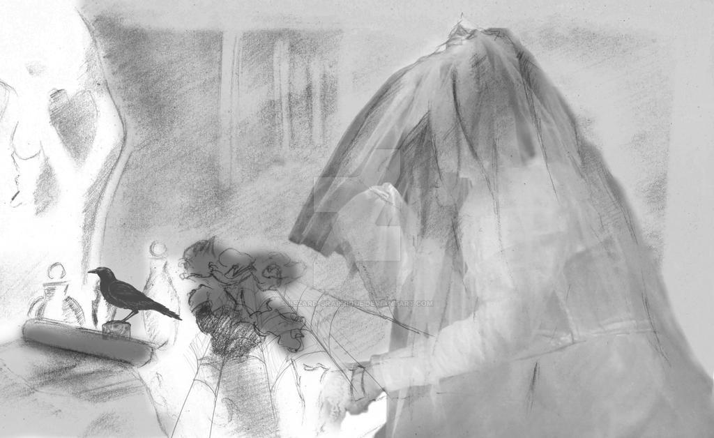 Phantom Manor by LEZARD-GRAPHIQUE