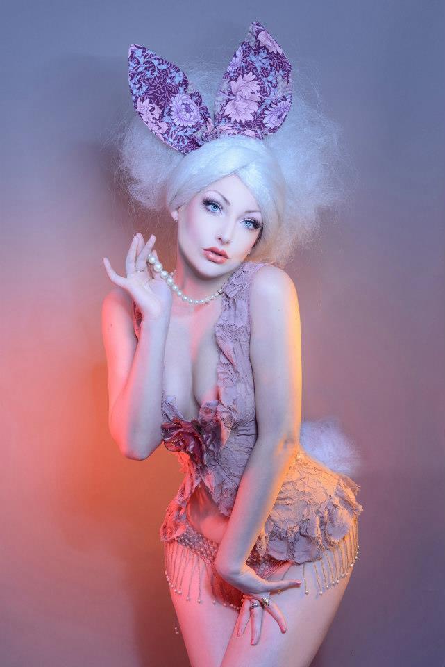 Comtesse Lea bunny by TheComtesseLea