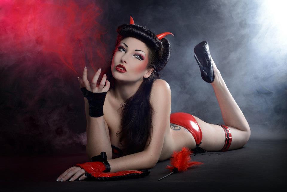 Comtesse Lea Devil by TheComtesseLea