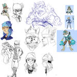 Brek And Rob sketches