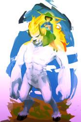 Cheri Art Trade by Lolip