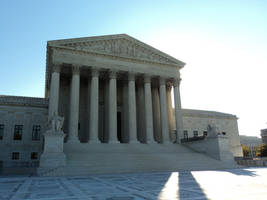 Supreme Court by JPattonPhotography