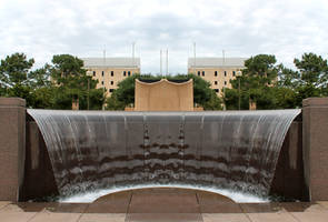 OKC Fountain by JPattonPhotography