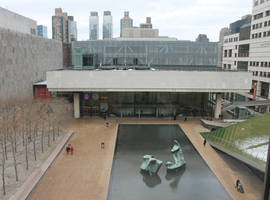 NYC Lincoln Center by JPattonPhotography