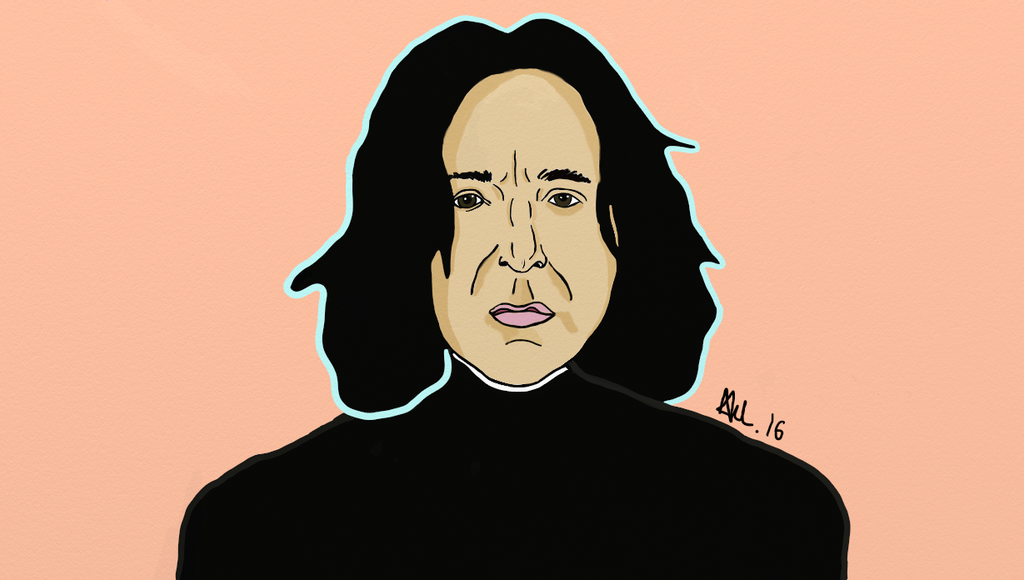 Snape! by AnalieKate